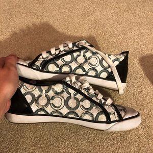 Coach Barrett sneaker size 7.5